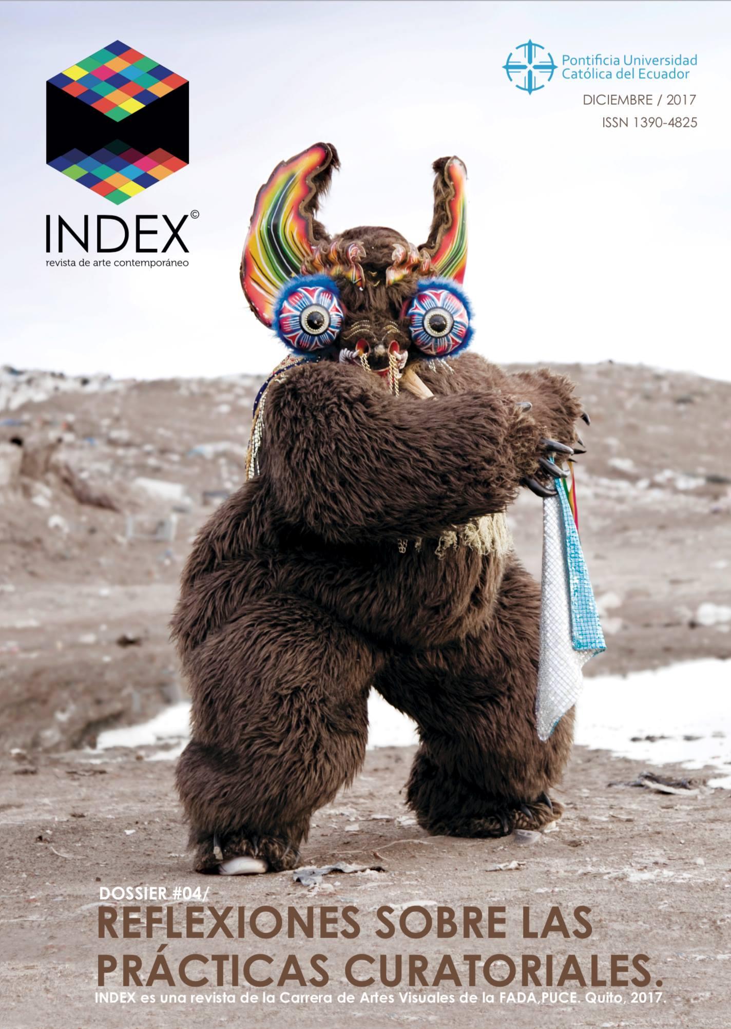 Portada Index diciembre 2017. Autor: Demian Schopf